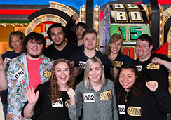 Hollywood trip class at the Price is Right