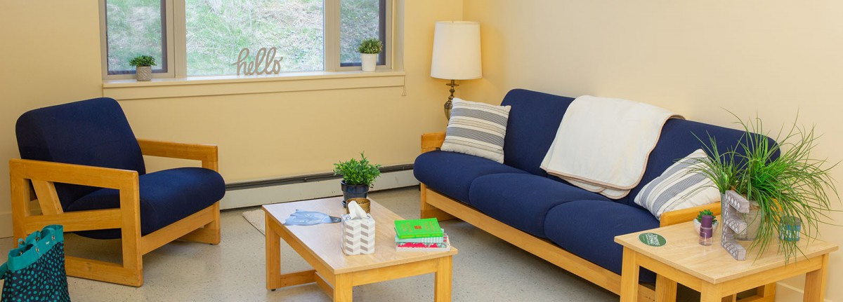 Dryden Campus Dorm Room