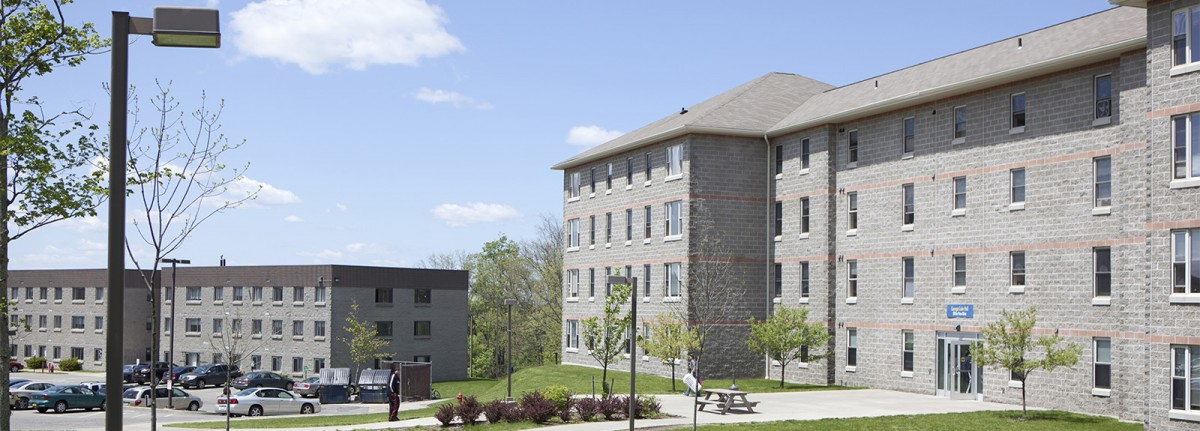 Residence Life Building