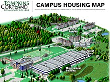 Campus Housing Map