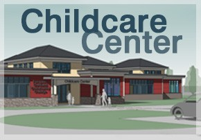 Front Entrance of Child Care Center