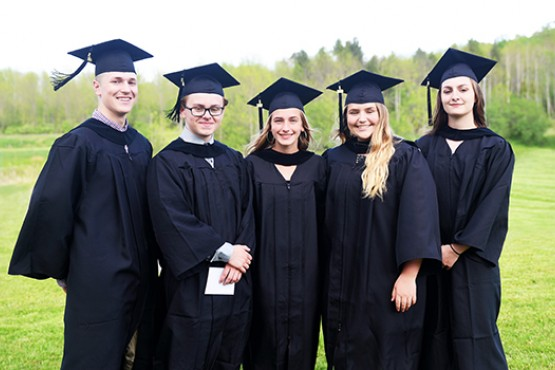 2019 Newfield High CollegeNow Grads